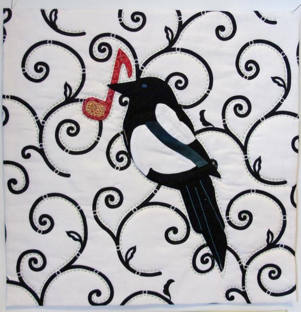 The thievish Magpie Ann-Margret Wallner
