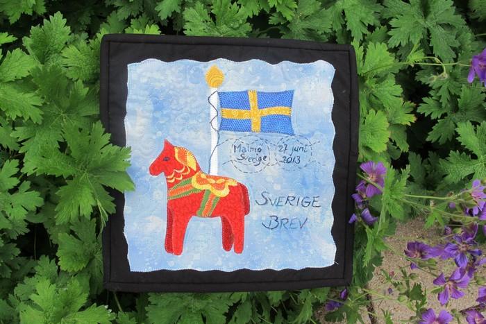 Brev från Sverige