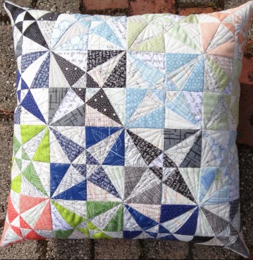 Kudde Elven Garden Quilts