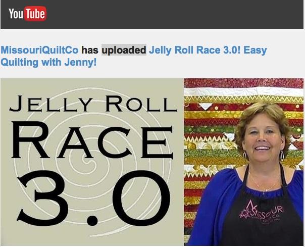 jelly roll race