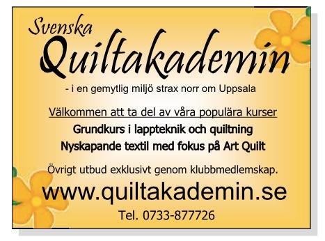 quiltakademin