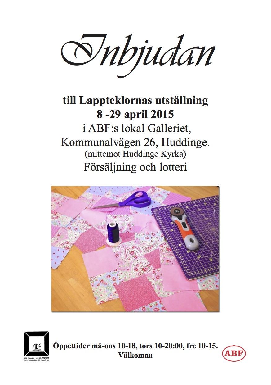 Inbjudan  2015