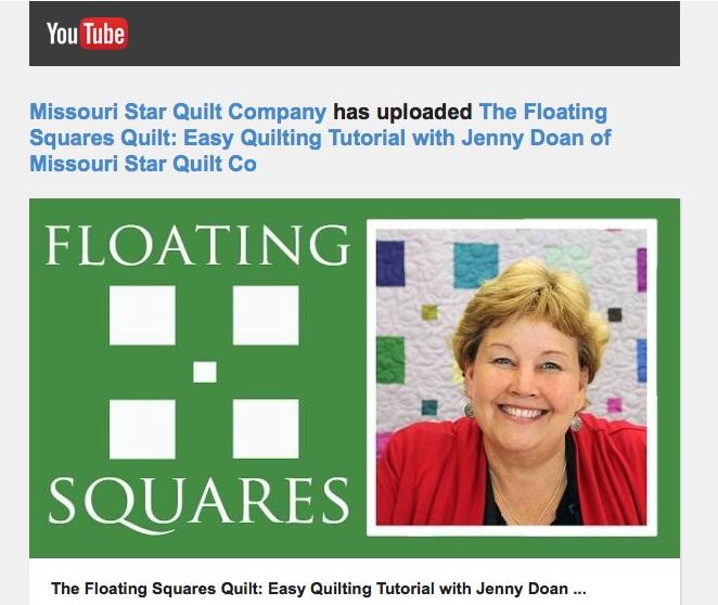 floating Squares