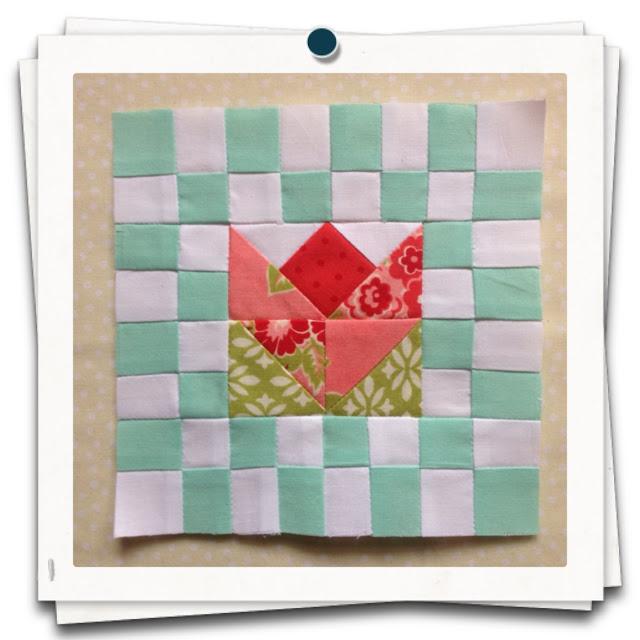 Block 38 Tulip Tile pic