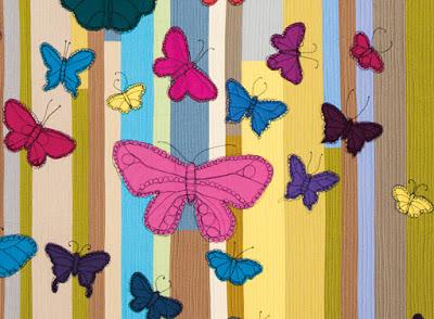 Flutter close-up1
