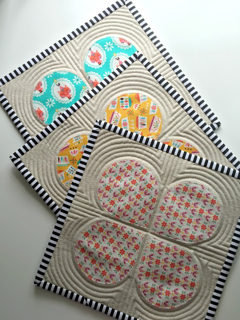 Retro Trivet 3 by SameliasMum