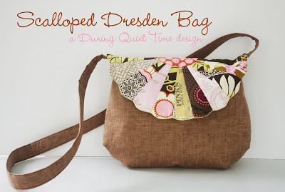 Scalloped Dreden Bag main image