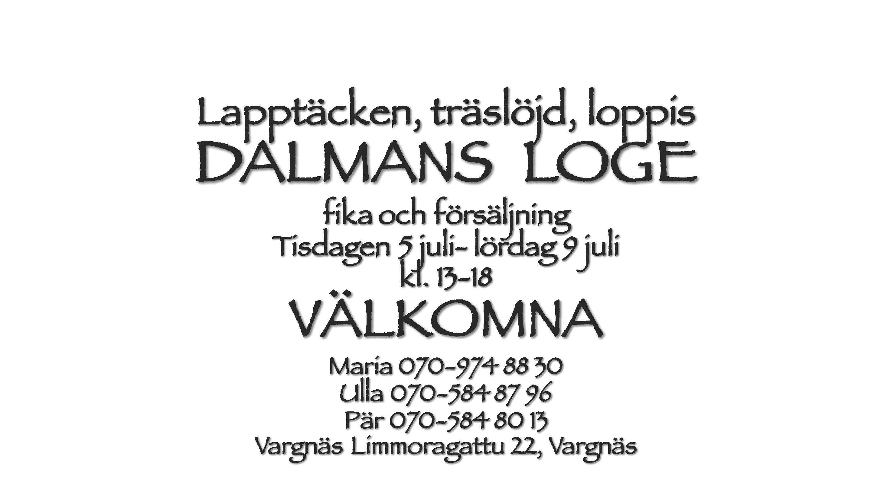 lAPPTÄCKESUTSTÄLLNING sOMMAREN 2016