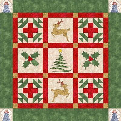 Merry Merry Quilt
