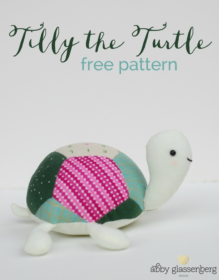 tilly-the-turtle-free-pattern