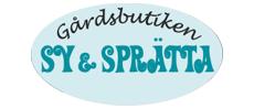 Gårdsbutiken Sy & Sprätta